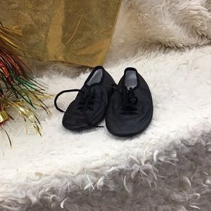 Other - Dance time size 12.5 black jazz shoes